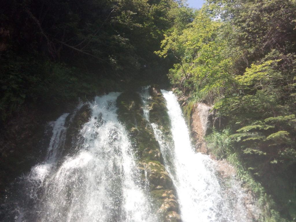 Cascada Urlatoarea Busteni, trasee montane cu copii, Vacanta in Romania